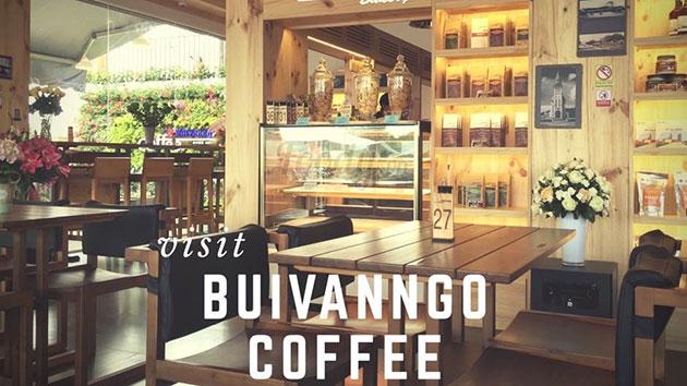 Quán Cà phê Bùi Văn Ngọ Đà Lạt