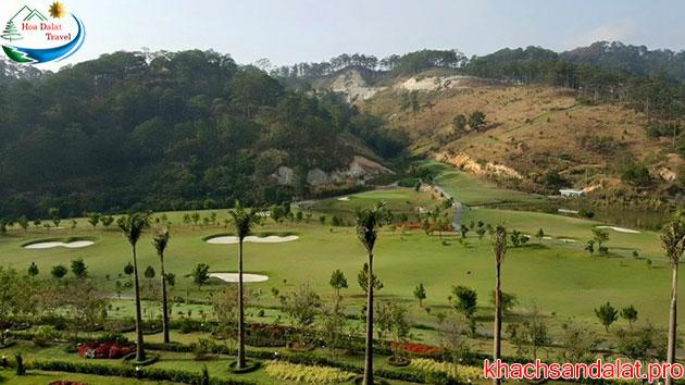 Sân Golf Sacom Tuyền Lâm Đà Lạt