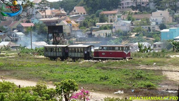 Du ngoạn trên đường sắt Đà Lạt – Trại Mát