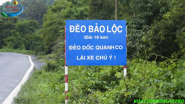 Đèo Bảo Lộc