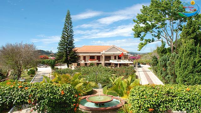 Vườn Hoa Minh Tâm Đà Lạt