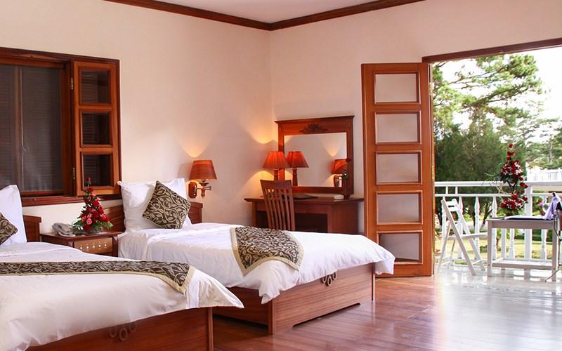 Monet Garden Villa resort Đà Lạt