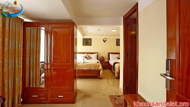 Khách sạn Á Đông Đà Lạt