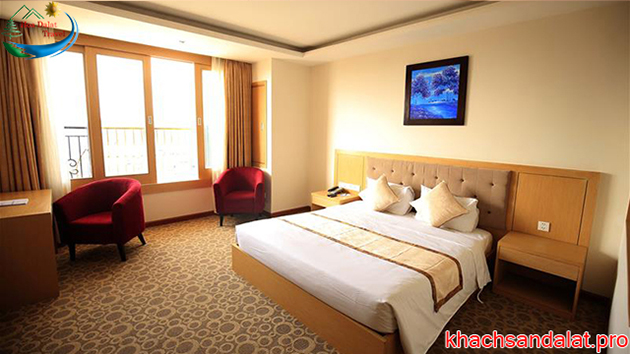 Khách sạn Bavico Plaza Đà Lạt