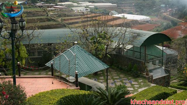 Khu Biệt Thự Hồ Bảo Đại Đà Lạt