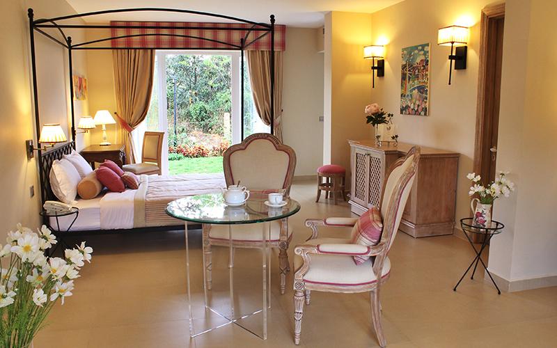 giá phòng khách sạn bình an villa đà lạt