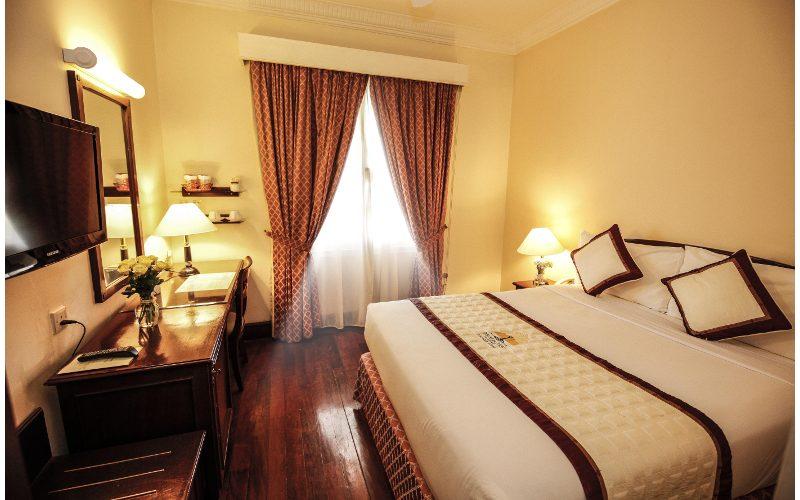 giá phòng khách sạn du parc đà lạt