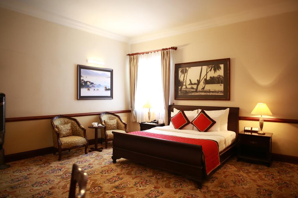 giới thiệu khách sạn sammy đà lạt