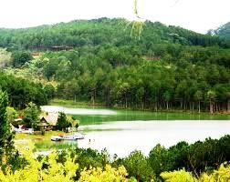 Hồ Tuyên Lâm Đà Lạt