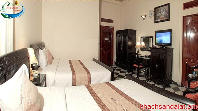 khách sạn Đại Lợi Đà Lạt