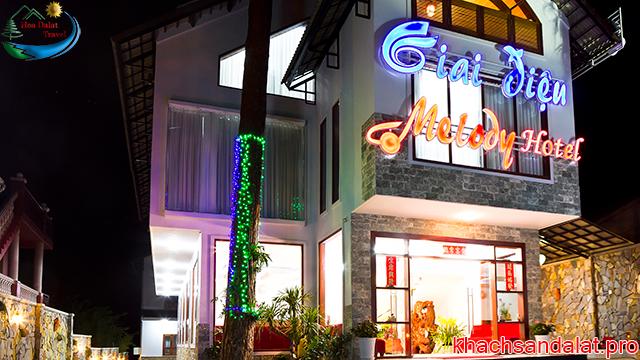 Khách sạn Giai Điệu Melody Đà Lạt