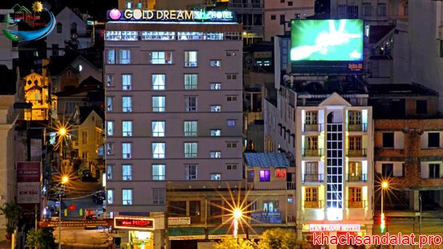 Khách sạn Gold Dream tiêu chuẩn 2 sao giá rẻ đặt phòng khách sạn Gold Dream ngay hôm nay để được giảm giá