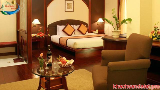 Khách Sạn TTC Đà Lạt