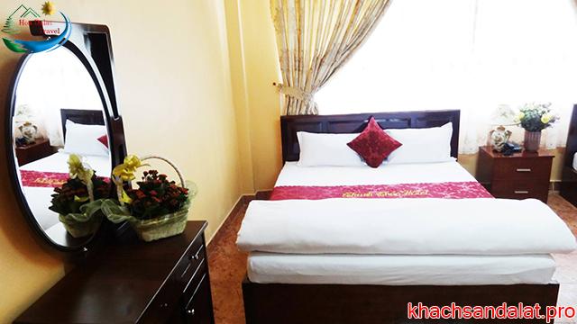 Khách Sạn Thanh Thảo Đà Lạt