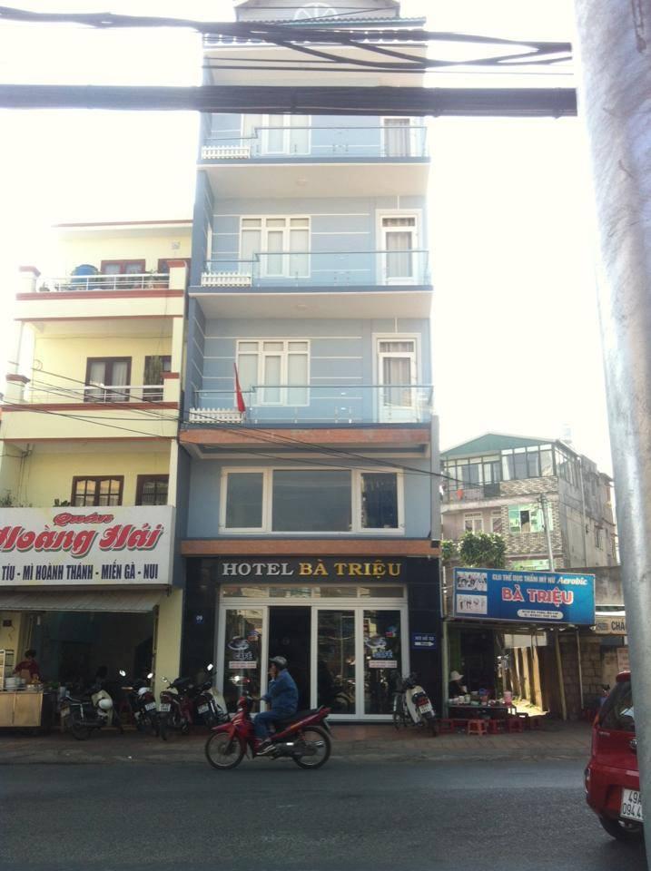Khách sạn Bà Triệu Đà Lạt