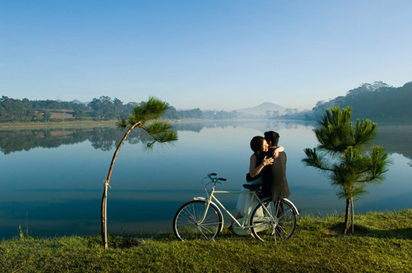 khách sạn đà lạt đẹp gần Hồ Xuân Hương