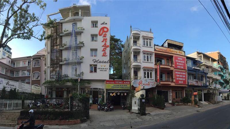 Khách sạn Đà Lạt đường Bùi Thị Xuân