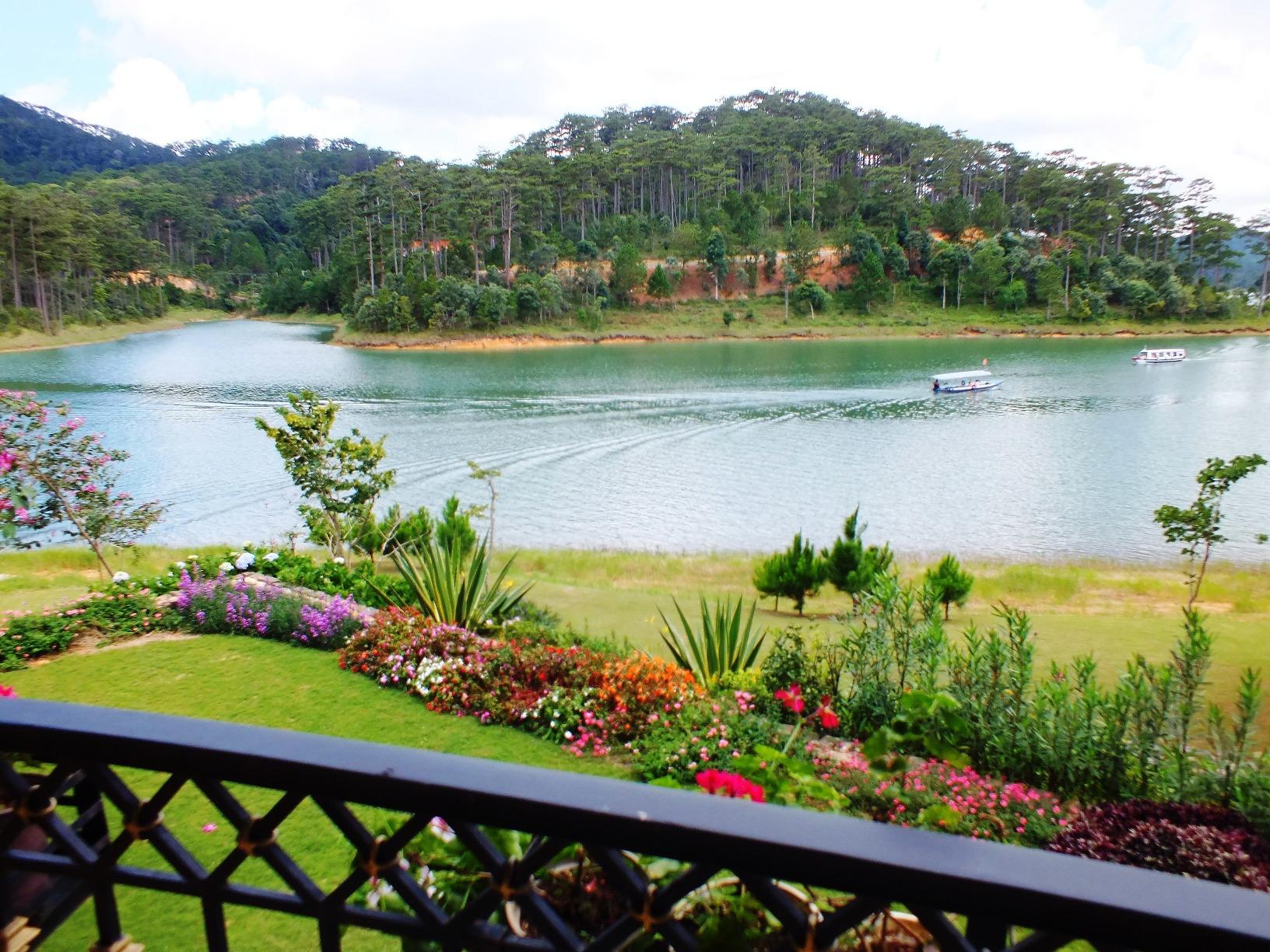Khách sạn gần Hồ Tuyền Lâm Đà Lạt