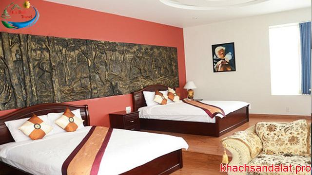 Khách sạn Villa Dolphin Đà Lạt