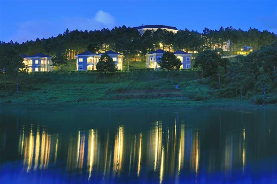 Khách sạn Đà Lạt gần Hồ Tuyền Lâm