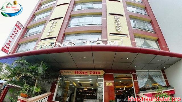 Khách sạn Hồng Tâm Đà Lạt