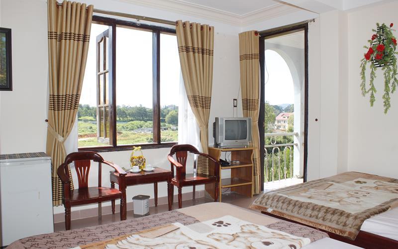 Khách sạn Thúy Lan Đà Lạt