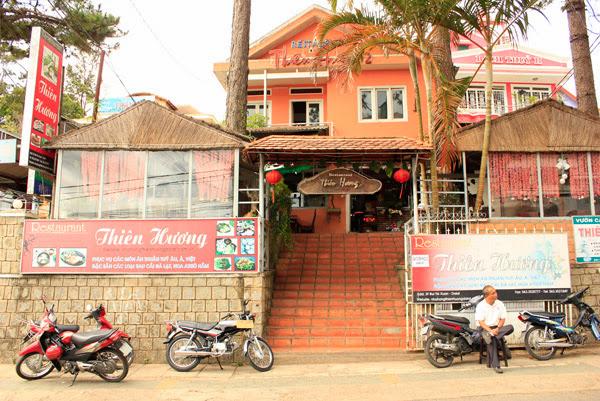 khách sạn trên đường Bùi Thì Xuân Đà Lạt