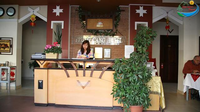 Khách sạn Trung Cang Đà Lạt
