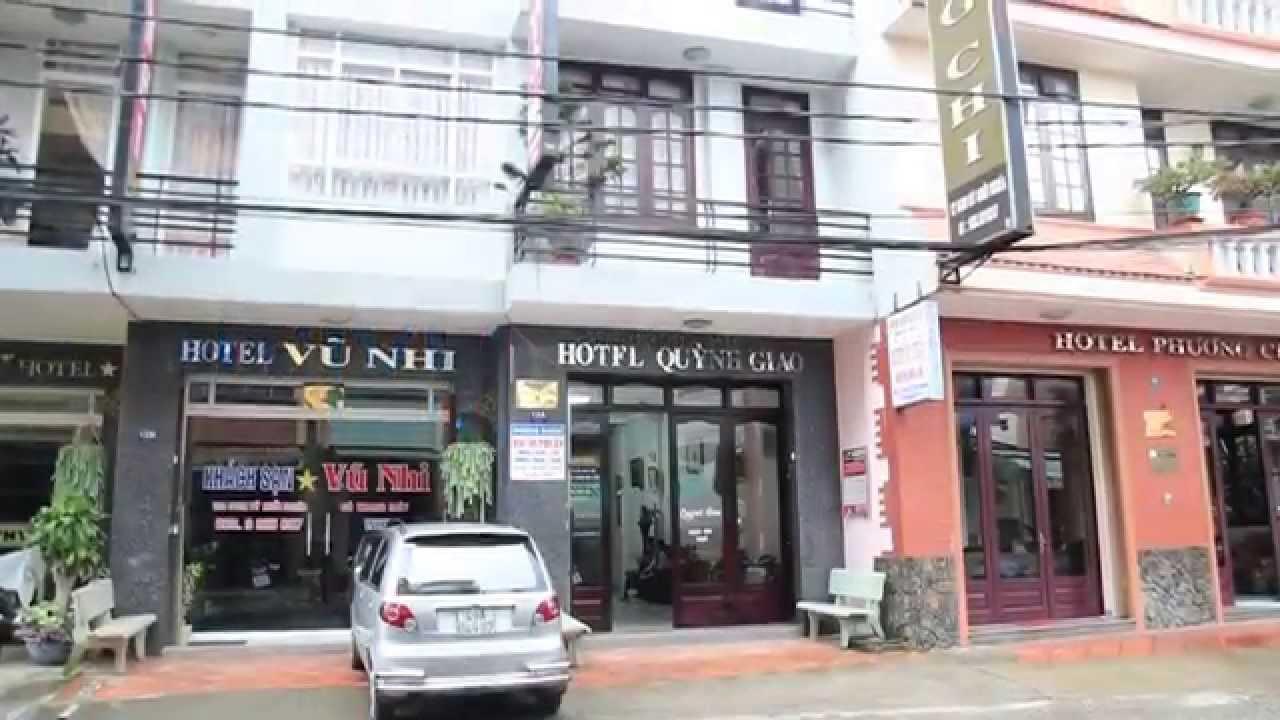 Khách sạn Đà Lạt Đường Nam Kỳ Khởi Nghĩa