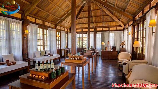 Khách sạn Ana Mandara Villas Dalat Resort & Spa