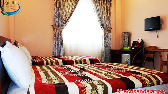 Khách sạn Nguyên Anh Đà Lạt
