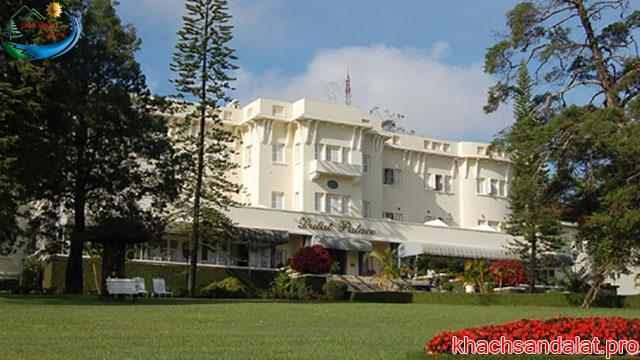 Khách sạn Dalat Palace Đà Lạt
