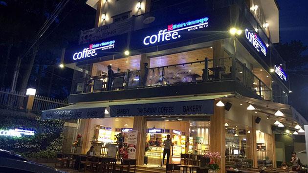 Cà phê Bùi Văn Ngọ Đà Lạt