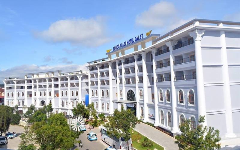 Khách sạn mới xây dựng ở Đà Lạt