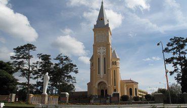 Nhà thờ Con Gà - Công trình kiến trúc cổ xưa nhất ở Đà Lạt