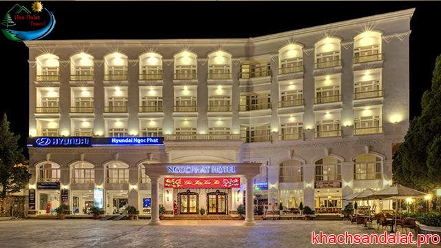 Khách sạn view đẹp ở Đà Lạt