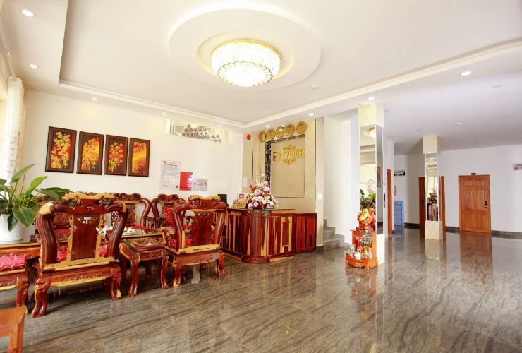 các khách sạn mới xây ở Đà Lạt