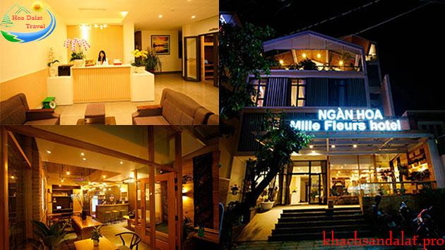 Khách sạn Ngàn Hoa Đà Lạt