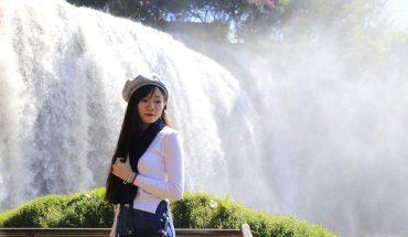 Cô nàng 9x tha ga khám phá Đà Lạt với chi phí chỉ hơn 1 triệu đồng