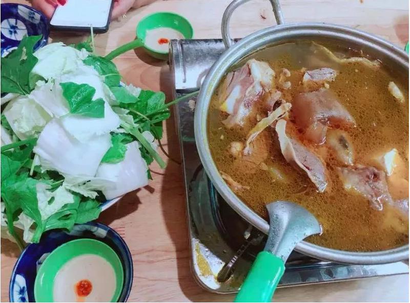 các món ăn chiều tối ở Đà Lạt