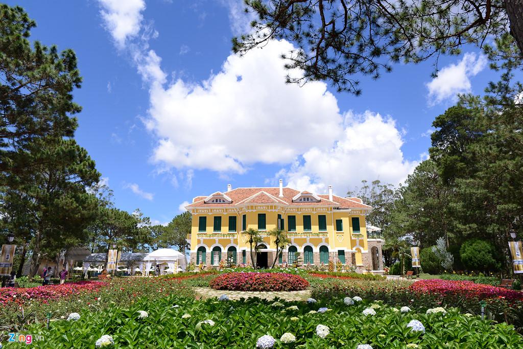 giá tour du lịch nhà vườn Đà Lạt