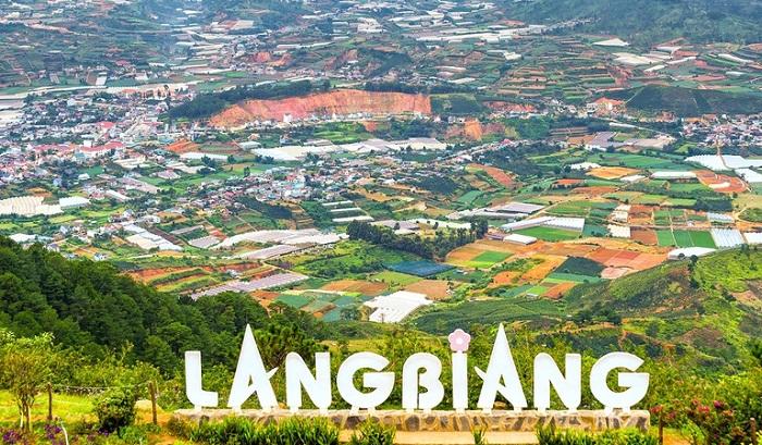 tour langbiang và thung lũng vàng