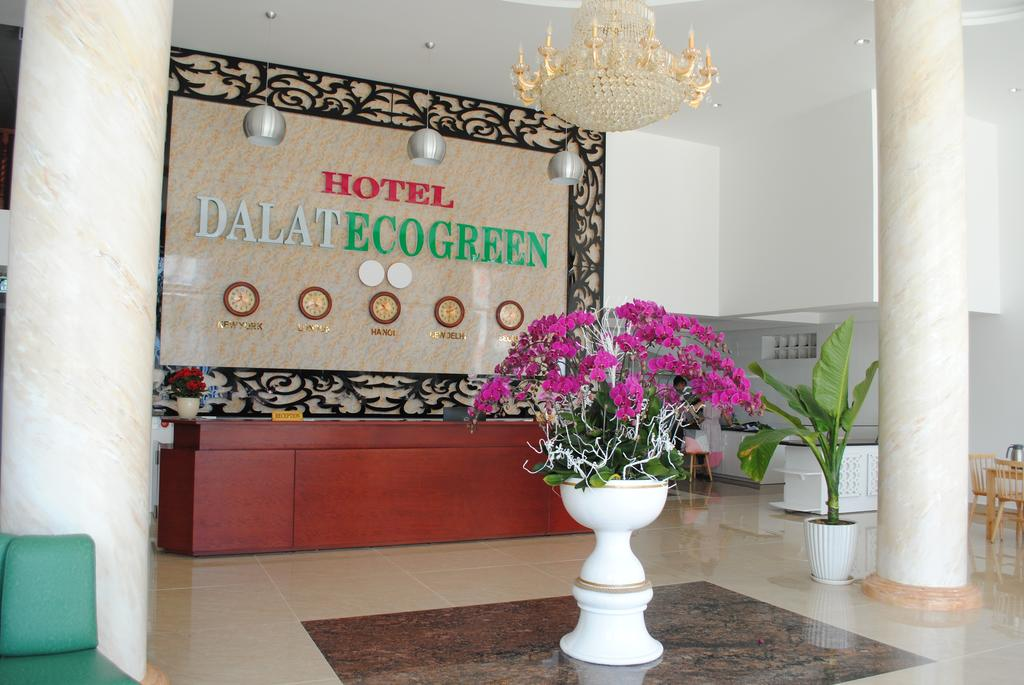 DaLat Ecogreen Hotel