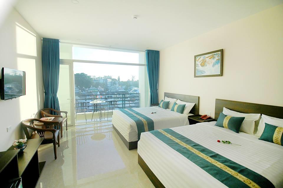 giá phòng khách sạn ecogreen Đà Lạt