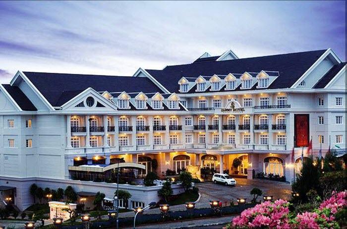 khách sạn đà lạt đường 3 tháng 2