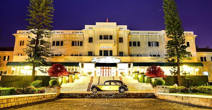 Khách sạn Đà Lạt đường Nguyễn Chí Thanh