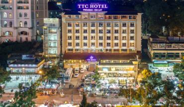 Khách sạn Đà Lạt đường Nguyễn Thị Minh Khai