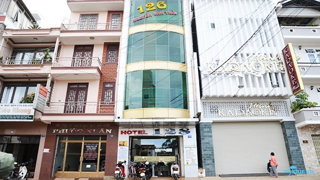 khách sạn đà lạt ở đường Nguyễn Văn Trỗi