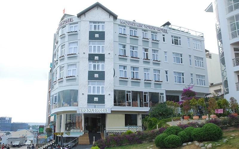 khách sạn giá rẻ view đẹp ở đà lạt