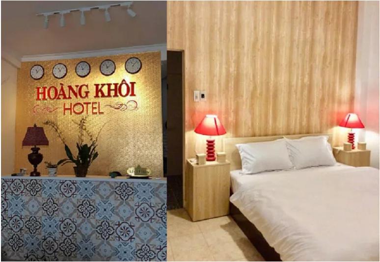 khách sạn hoàng khôi gần chợ Đà Lạt